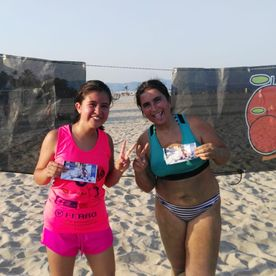 Frutas Ripo chicas volley